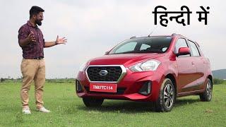 Datsun Go, Go Plus CVT Review - Best Small Automatics?