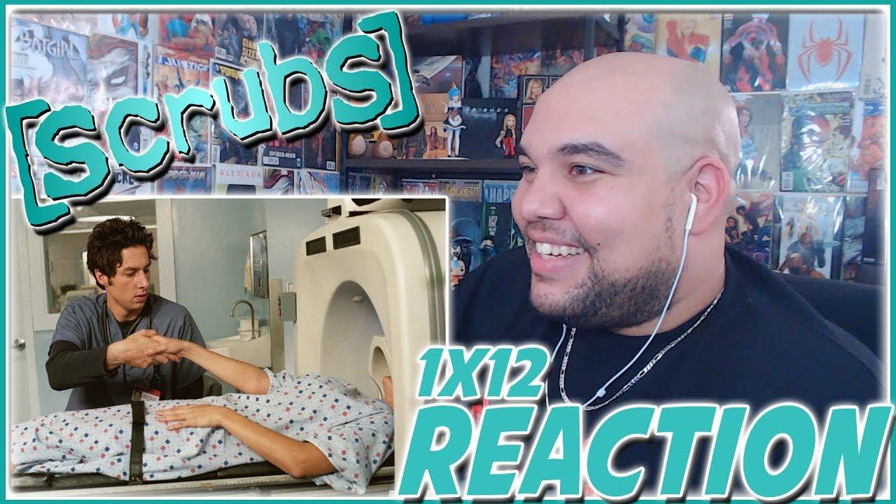 "Download Scrubs REACTION Season 1 Episode 12 ""My Blind Date"" 1x12 Reaction"