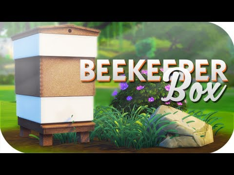 THE SIMS 4 // BEEKEEPER BOX | NEW ANIMATIONS, HARVESTABLES AND MORE!