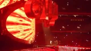 Jinder Mahal entrance at Wrestlemania 34