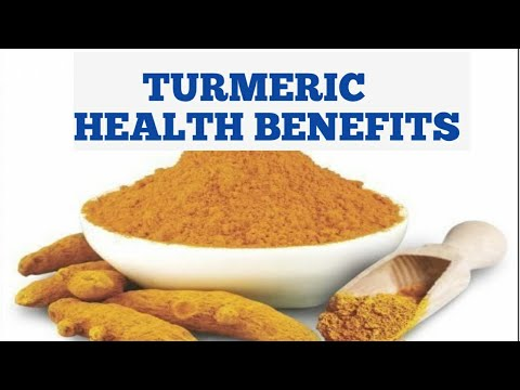 BENEFITS OF TURMERIC IN OUR BODY | BENEFITS AND NUTRITION