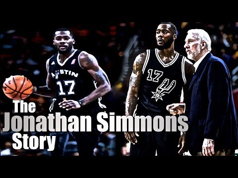 The Jonathon Simmons Story