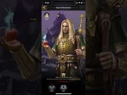 Clash Of Kings - 5,01 Update - New Hero, Alchemy, New Boss Information