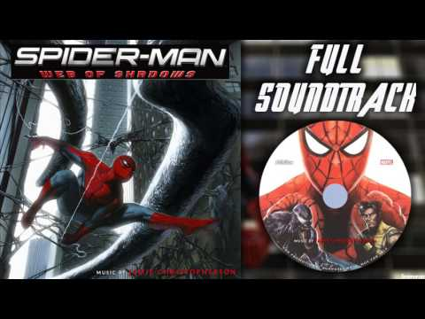 Spider-Man: Web Of Shadows Music - FULL SOUNDTRACK (Complete OST)