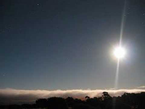 Time-lapse Moonrise