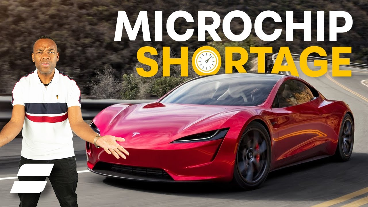 Global Chip Shortage: Are PLAYSTATIONS Killing New Cars?