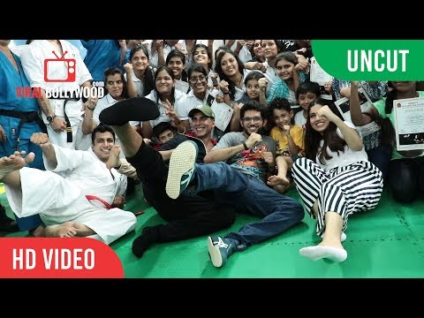UNCUT - Graduation Of Women Self Defense | Akshay Kumar, Bhumi Pednekar, Aditya Thackeray