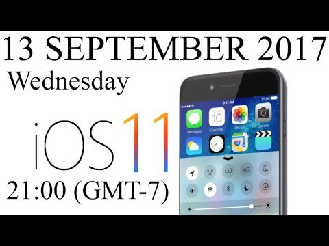 Ios 11 Release Date Apple 8 Launch New Iphone Features