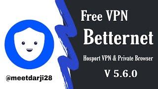 Betternet Hotspot VPN v5.6.0 - Free VPN for Android || VPN for PUBG screenshot 4