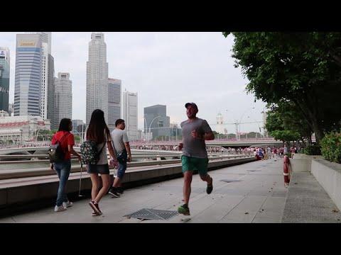 Running Singpore 1 - Vlog 10