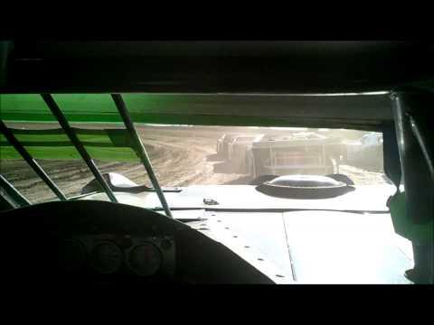 WISSOTA Super Stock - Sheyenne River Speedway - 7/12/15 - Heat