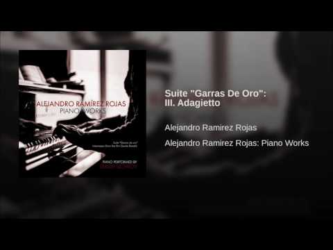 """Suite """"Garras De Oro"""": III. Adagietto"""