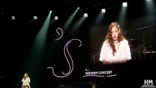 [VIDEO COMPILATION] Kim Taeyeon speaking in Tagalog + interacting with fans in Manila