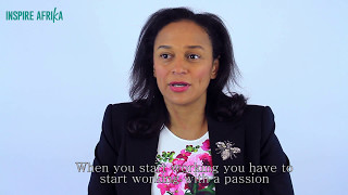 WE'VE MET - ISABEL DOS SANTOS from ANGOLA