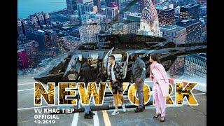 [ Tập 11 ] - Những trải nghiệm sang chảnh của Vũ Khắc Tiệp tại New York | Thành phố lớn nhất nước Mỹ