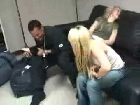 Haylie Duff Gets Her Feet Tickled