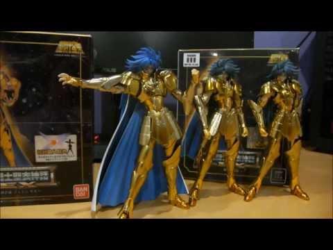 Saint Seiya Myth Cloth - La Collection de miketigra : Gemini Saga EX MetalClub VS Bandai