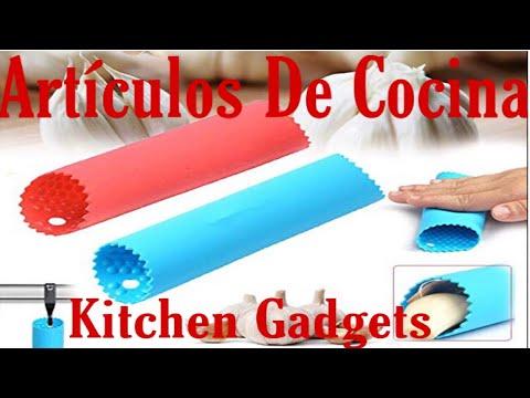 Kitchen Gadgets ( Conociendo Nuevos Instrumentos De Cocina )