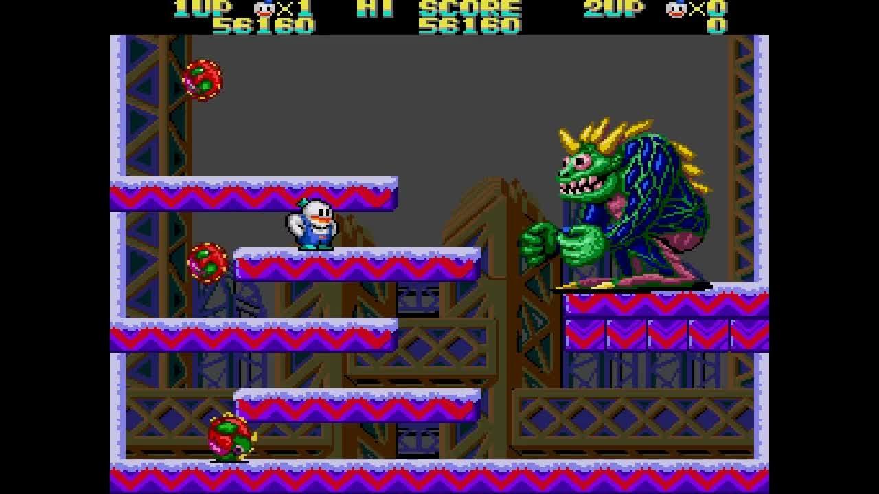 Snow bros genesis game genie world war 2 battle games