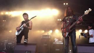 Medeia - Descension (@ Ilosaarirock 2011)