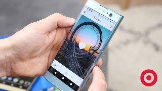 Новые Sony Xperia XA2/XA2 Ultra — когда флагман не панацея