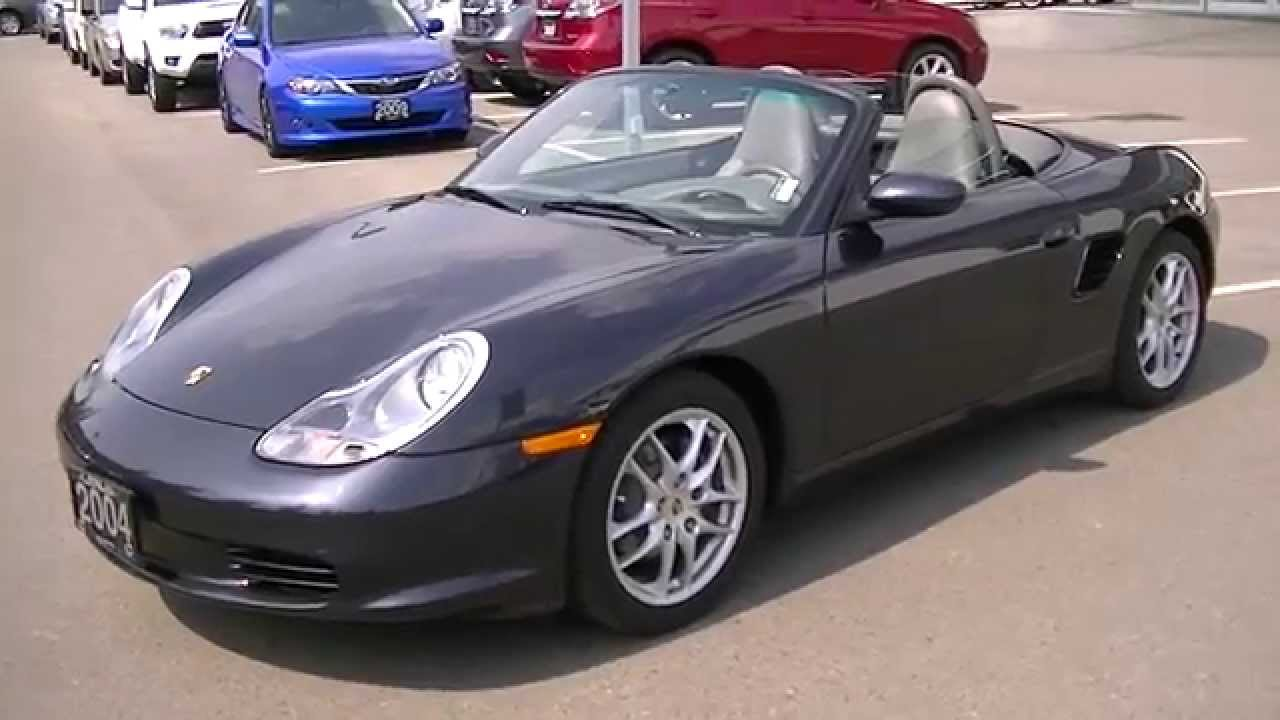 2004 porsche boxster video 001 youtube. Black Bedroom Furniture Sets. Home Design Ideas