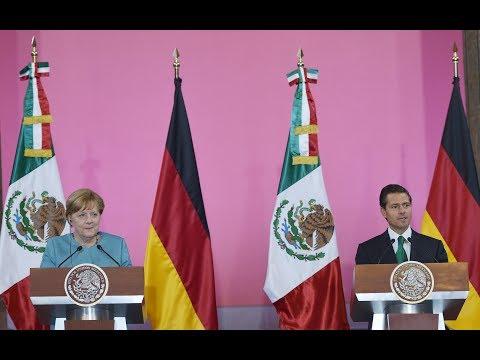 Visita de Estado de la Canciller Federal de Alemania, Angela Merkel: Mensaje a Medios