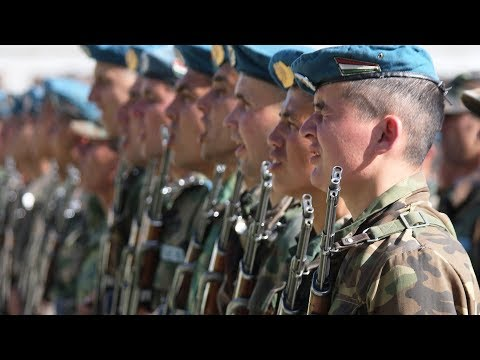 В Таджикистане прошла патриотическая акция