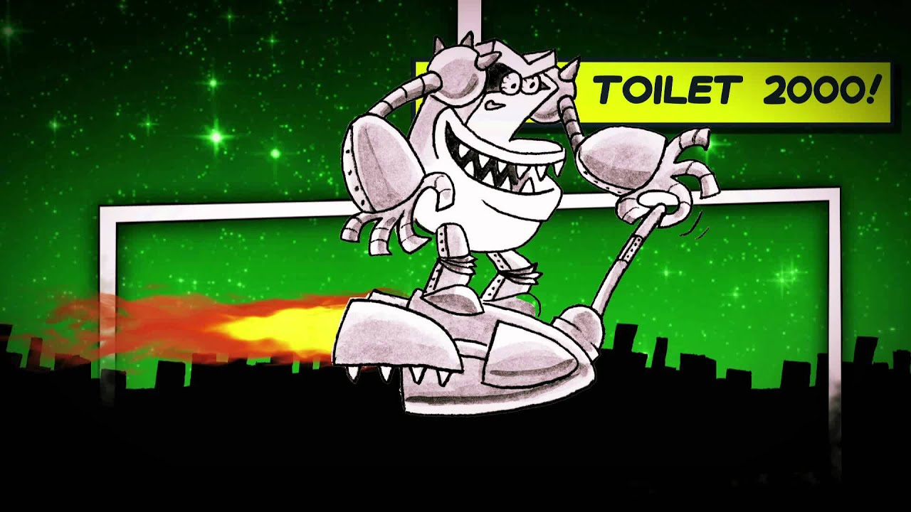 Image result for Captain Underpants and the Tyrannical Retaliation of the Turbo Toilet 2000