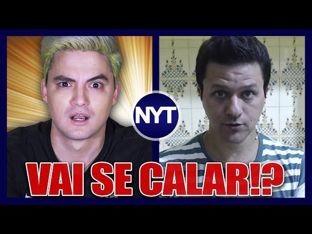 Irmãos Neto processam YouTuber Rogério Betin após denúncias contra eles