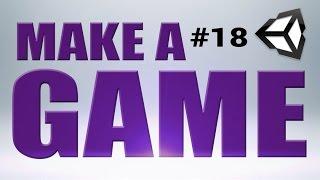 18. Unity Tutorial, ENEMIES - MAKE A GAME