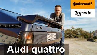 Audi Quattro - Continental Legenda by Juraj Šebalj