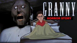 Granny Horror Game True Story In Hindi   सच्ची कहानी   Khooni Monday E104