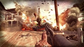 Call of Duty: Black Ops 2 - Raul Menendez Superhuman-Gameplay Part 4 PC-1080p Extra Settings GT 650M