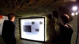 Paris Catacombs Secret Rooms and 6 Million Bones- Gopro Hero 5
