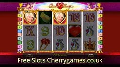 Queen of Hearts Deluxe Slot - Online Novomatic Casino games
