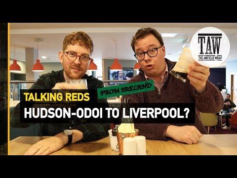 Callum Hudson-Odoi To rpool?  Talking Reds