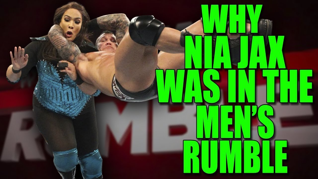 REAL REASON Why Nia Jax Entered The WWE Men's Royal Rumble 2019 (Huge Changes for 2019)