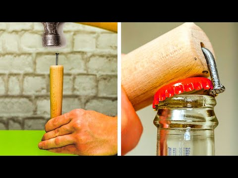 HOLY GRAIL HACKS THAT WOOD WORKER HAS TO KNOW || Art DIY Projects by 5-Minute DECOR!