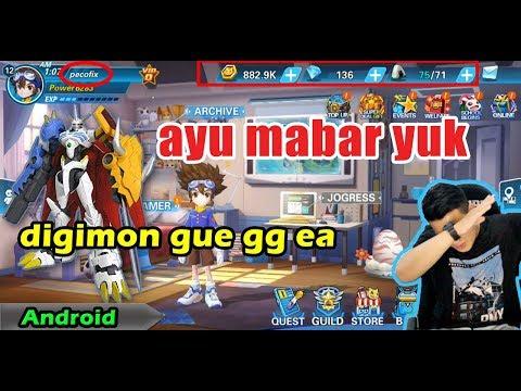 DIGIVOLUTION Jagoan Gua Omnimon | Digital World Evolution Android