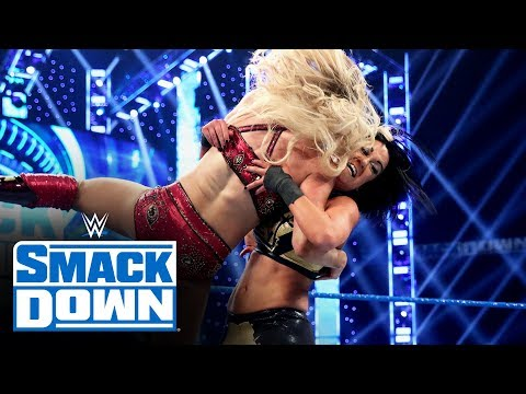 Charlotte Flair vs. Bayley – SmackDown Women's Championship Match: SmackDown, Oct. 11, 2019