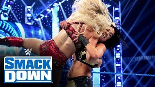 Charlotte Flair vs. Bayley - SmackDown Women's Championship Match: SmackDown, Oct. 11, 2019