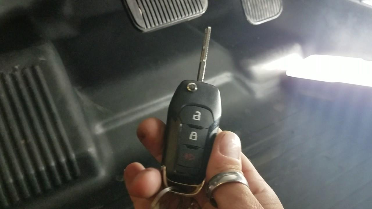 No Horn Honk Ford Remote Start Kit F150 Fusion Edge Super Duty Starter F250 F350