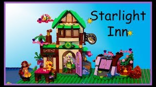 Starlight Inn 41174 Stop Motion Build And Play Lego Elves