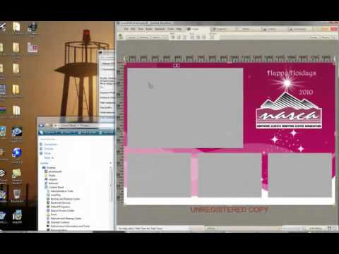 how to make photo booth templates wwwrentphotobooths - YouTube