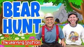 The Bear Hunt Song