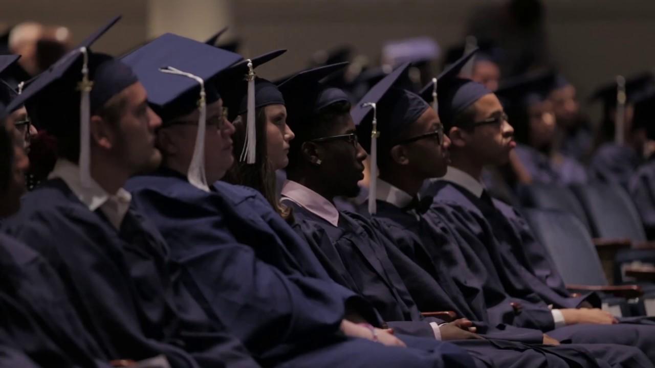 2017 Penn Foster Graduation Ceremony - YouTube