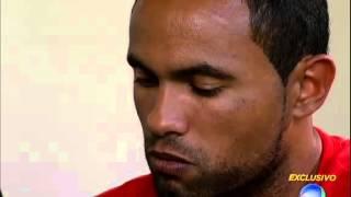 Entrevista exclusiva do Goleiro Bruno feita por Marcelo Rezende