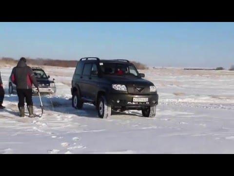 """OFF ROAD Рубцовск """"На каток!"""" УАЗ Патриот, Нива, Шевроле Нива, Паджеро"""