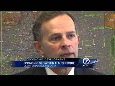 Economic Growth In Albuquerque